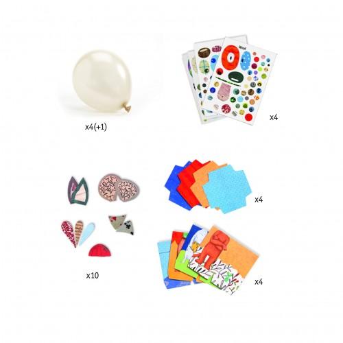 Zabawka z Balonów Zwierzęta...