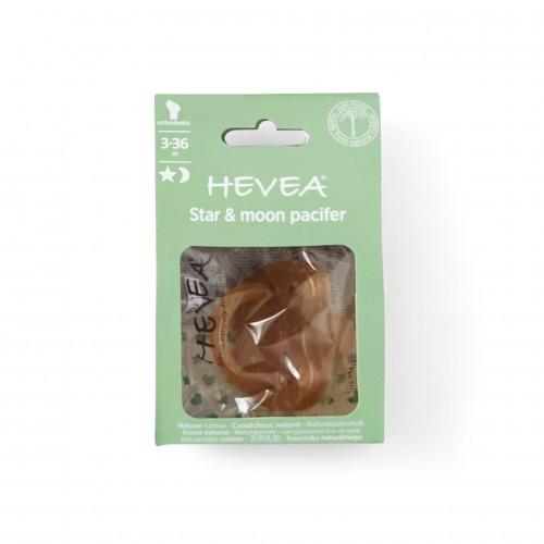 Hevea - anatomiczny smoczek...