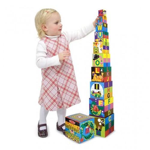 Piramida Wieża 10 Kostek...