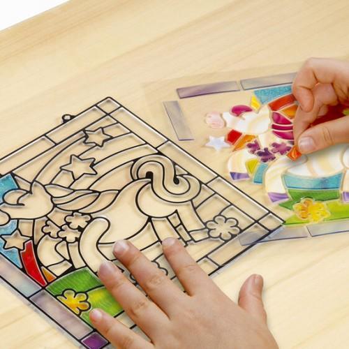 Witraż Mozaika DIY...