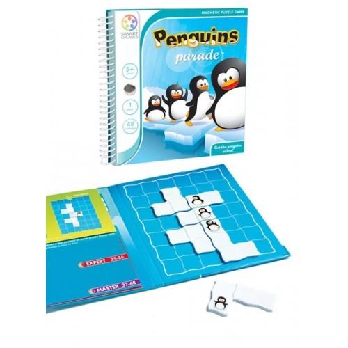 Gra Podróżna Penguins...