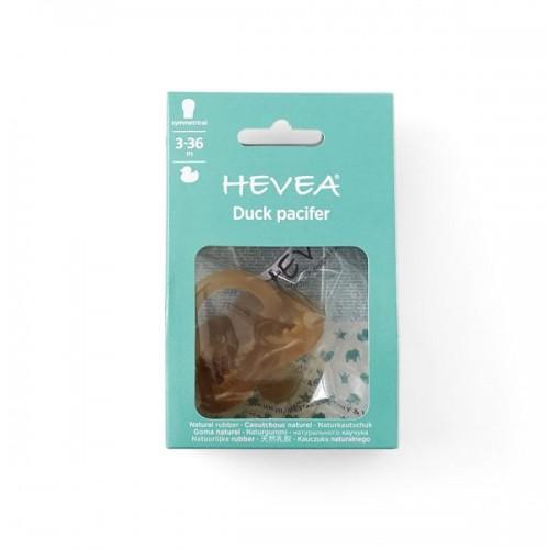 Hevea - symetryczny smoczek...