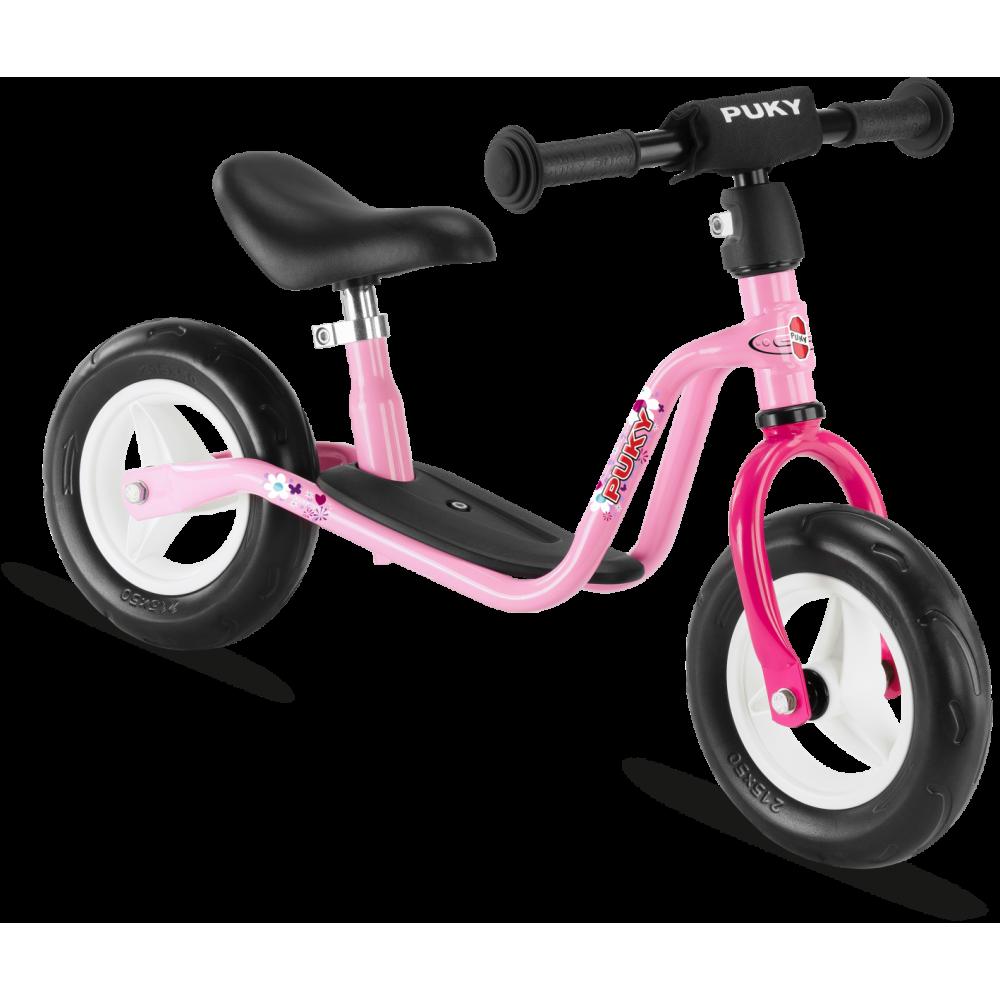 Rowerek Puky LRM różowy