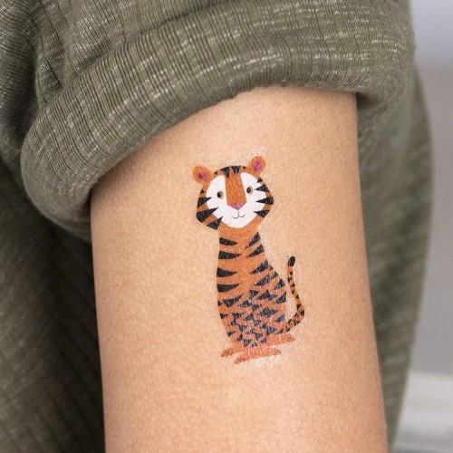 Tatuaże Dziecięce Zwierzaki...