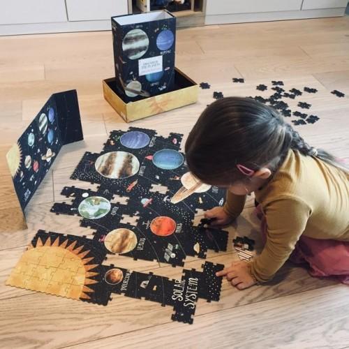 Puzzle Kosmos Odkryj...