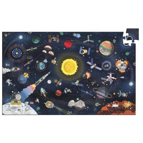Puzzle obserwacyjne Kosmos...
