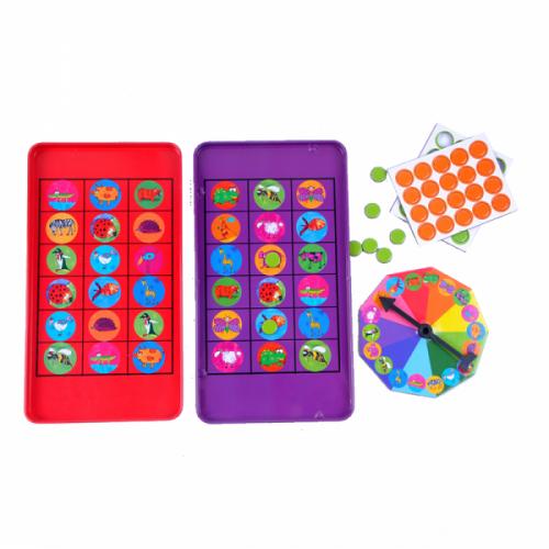 Gra magnetyczna Bingo - The...