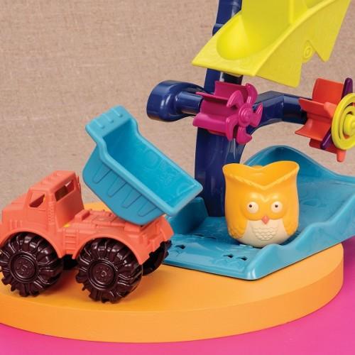 B.toys - młyn wodny kaskada...
