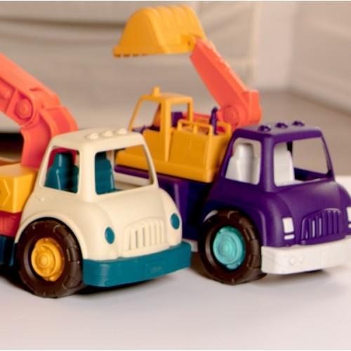 Wonder Wheels - ciężarówka...