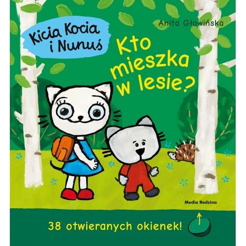 Kicia Kocia i Nunuś. Kto...