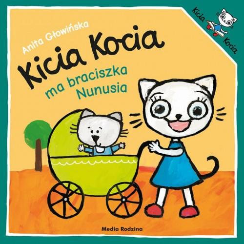 Kicia Kocia ma braciszka...
