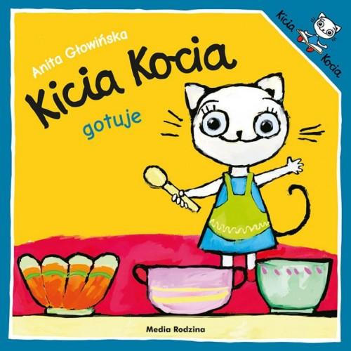Kicia Kocia gotuje -...