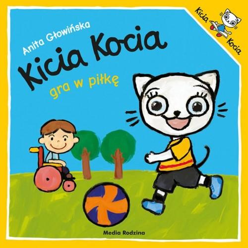 Kicia Kocia gra w piłkę -...