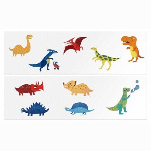 Tatuaże Dziecięce Dinozaury...