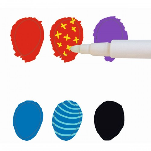 Flamastry Zmieniające Kolor...