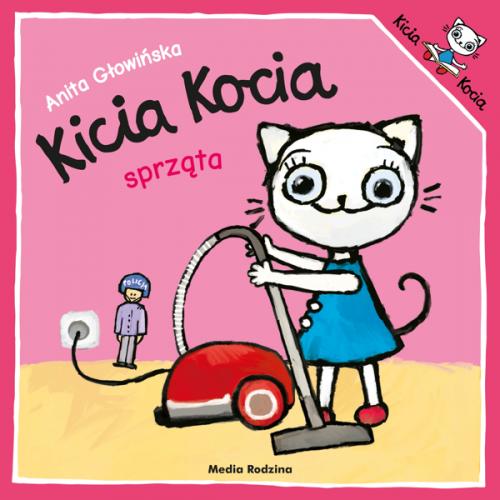 Kicia Kocia sprząta -...