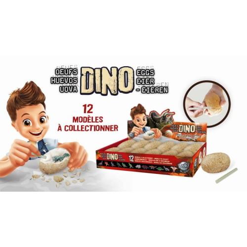 Jajko dinozaura z figurką -...