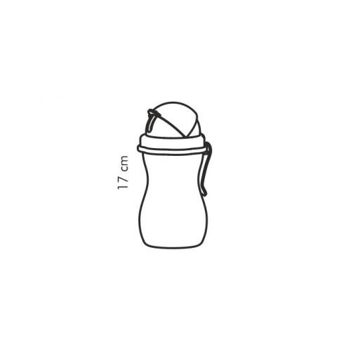Butelka dziecięca ze słomką...