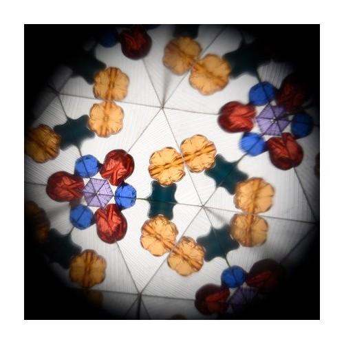 Kalejdoskop kolorowy - Goki