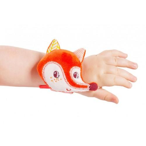 Grzechotka na rękę Lisiczka...