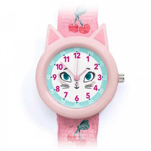 Zegarek dziecięcy różowy...
