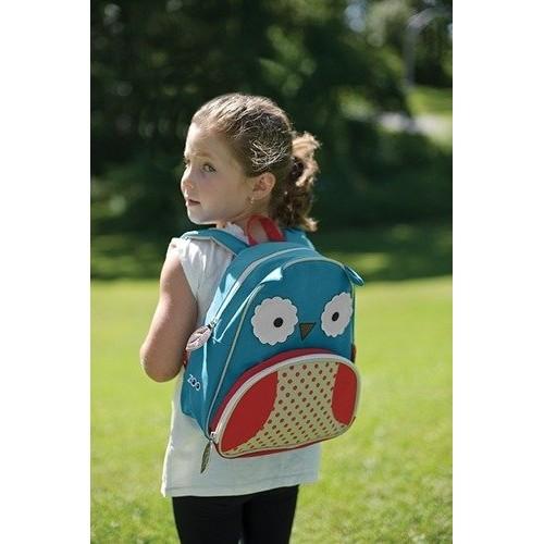 Plecak dziecięcy Zoo Sowa -...
