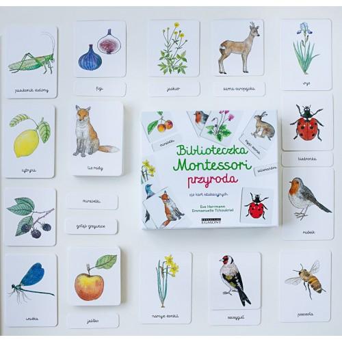 Biblioteczka Montessori....