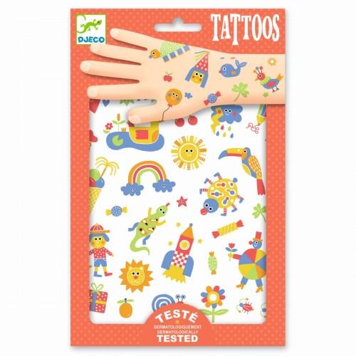 Tatuaże Dziecięce Urocze...