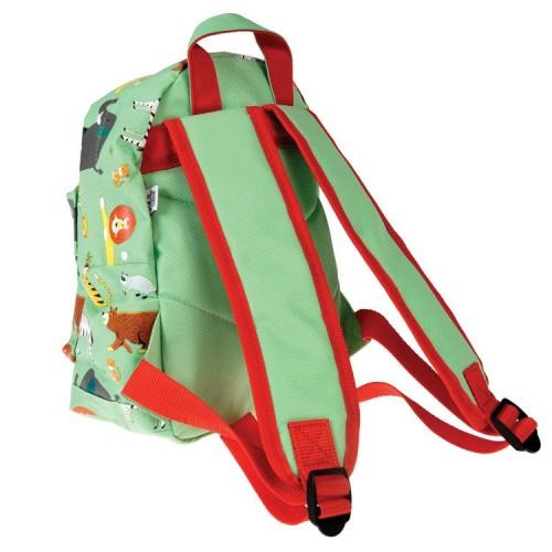 Zielony Plecak mini...