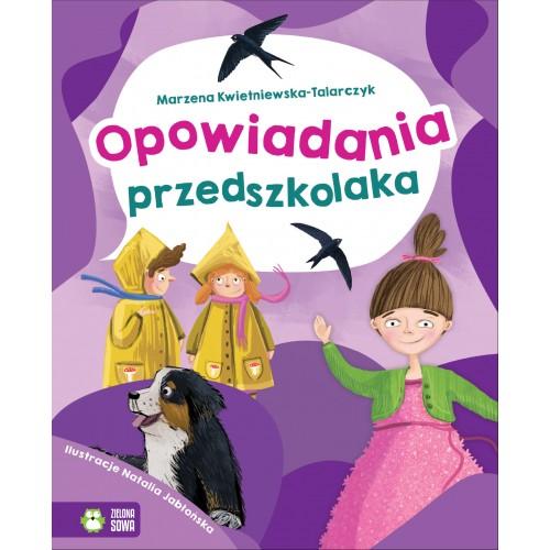 Opowiadania przedszkolaka -...