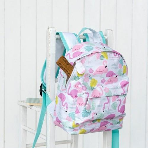 Plecak mini Flamingo - Rex...