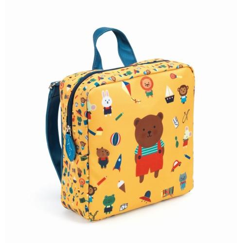 Plecak przedszkolny Miś -...