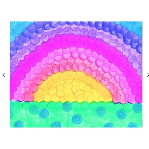 Farby Kropkowe Flamastry 5...