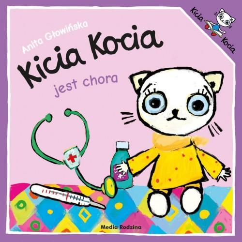 Kicia Kocia jest chora -...