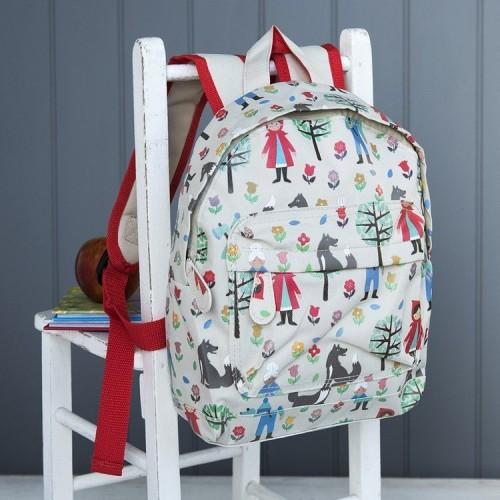 Plecak mini Czerwony...