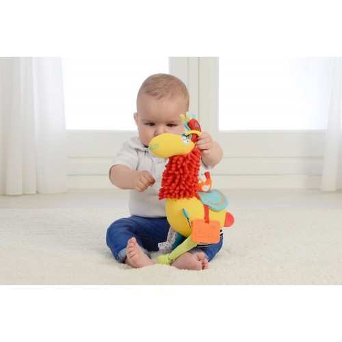 Zabawka sensoryczna lama -...