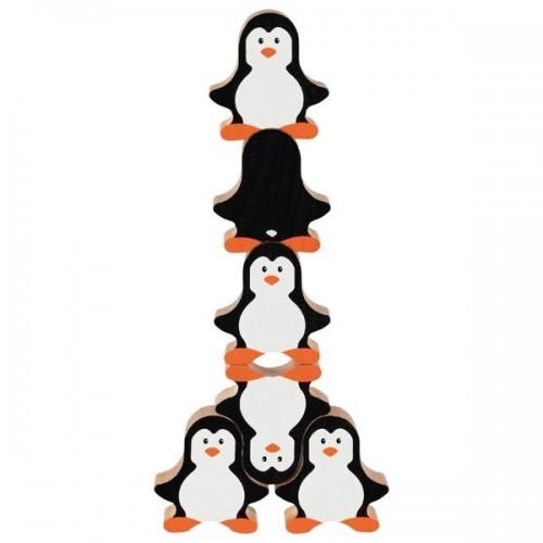 Gra zręcznościowa Pingwiny...