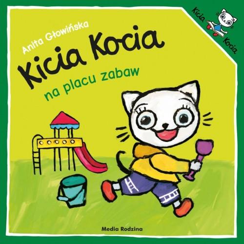 Kicia Kocia na placu zabaw...