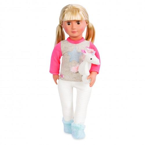 Piżamka dla lalki Unicorn...