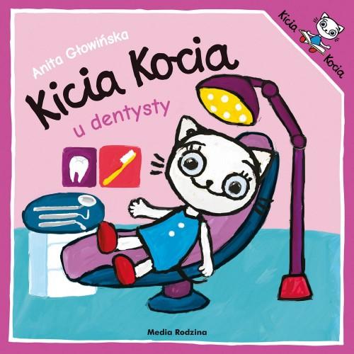 Kicia Kocia u dentysty -...