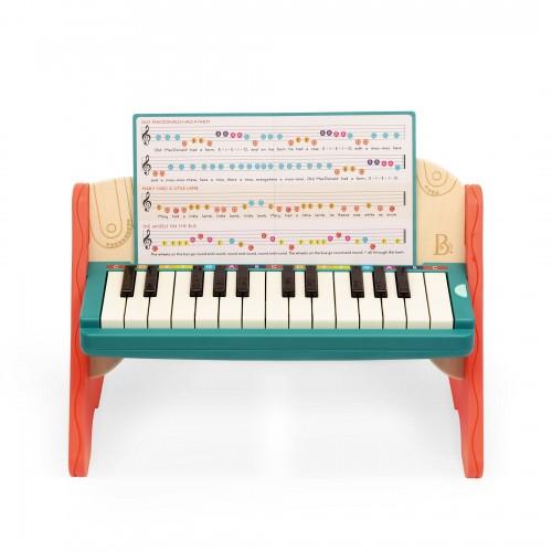 Drewniane Pianino Mini...