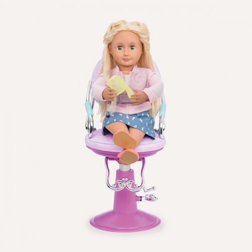 Krzesło Fryzjerskie z...
