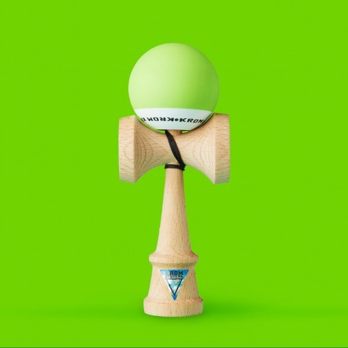 Kendama KROM Pop Lime Green