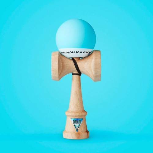 Kendama KROM Pop Sky Blue...