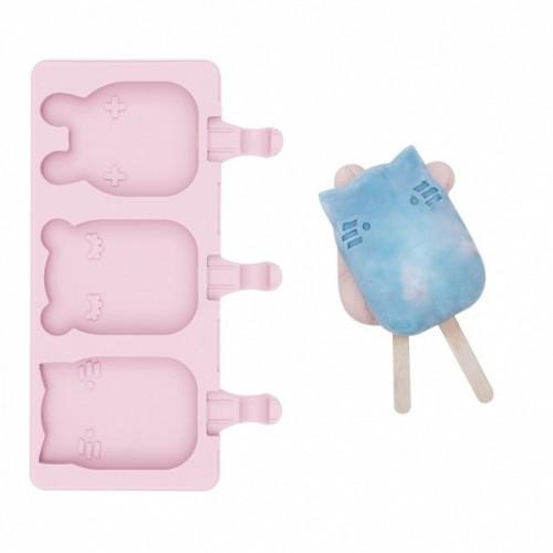 Silikonowe foremki do lodów...