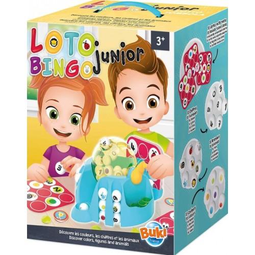 Gra Loto Bingo Junior z...