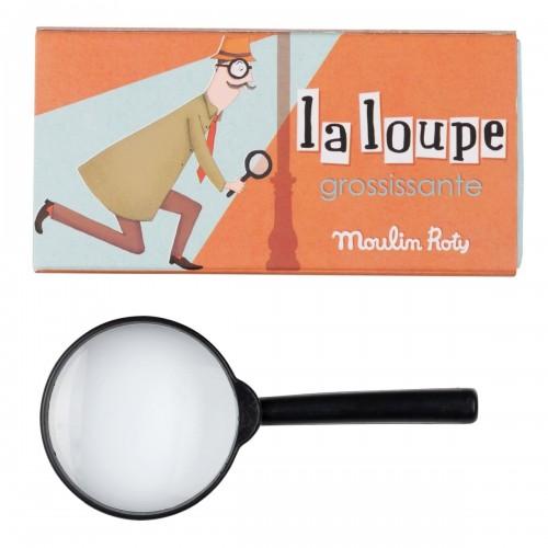 Lupa Detektywa - Moulin Roty