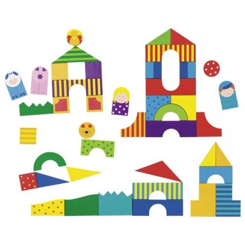 Mozaika Układanka Farma - Goki