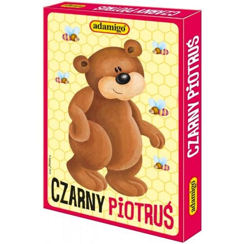 Karty Gra Piotruś i Memo -...