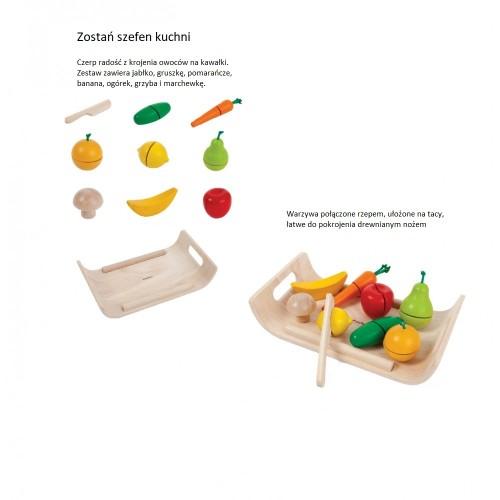 Warzywa i Owoce do Krojenia...